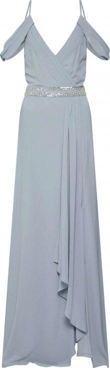 TFNC Společenské šaty \'Iulia Maxi\' opálová