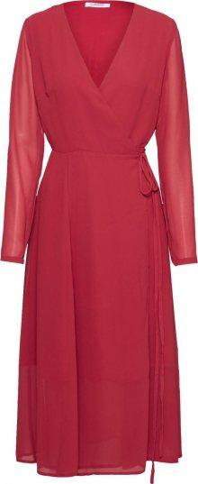 GLAMOROUS Šaty červená