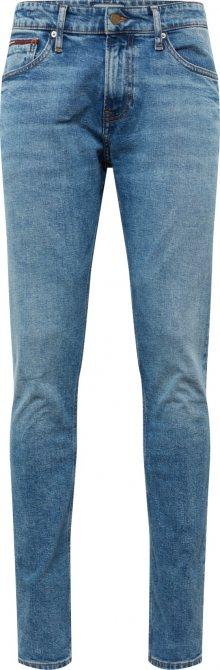 Tommy Jeans Džíny \'SLIM SCANTON\' modrá džínovina