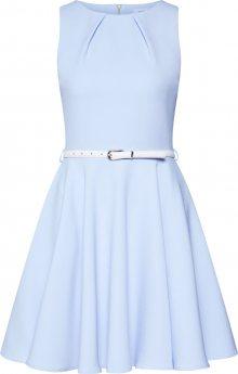 Closet London Koktejlové šaty světlemodrá