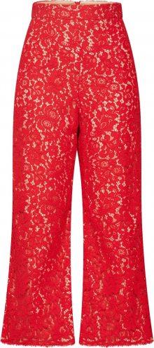 Bardot Kalhoty červená