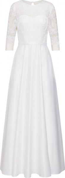 Unique Společenské šaty bílá