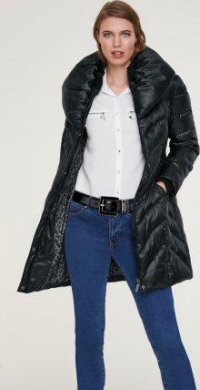 Heine Zimní kabát černá