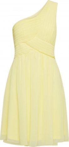VILA Koktejlové šaty \'VIMITTA\' žlutá