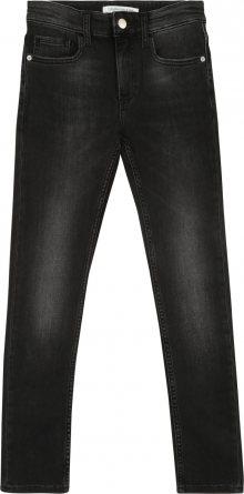 Calvin Klein Jeans Džíny \'RICKETY\' černá džínovina