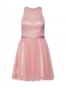 Laona Koktejlové šaty růžová