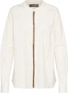 MOS MOSH Halenka \'Maggie Golden Shirt\' režná