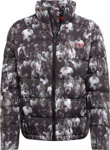 HUGO Zimní bunda \'Biron\' černá