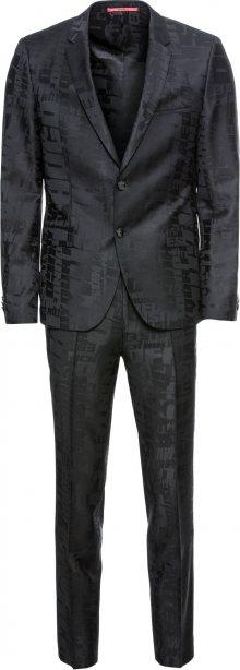 HUGO Oblek \'Arti/Hesten182\' černá