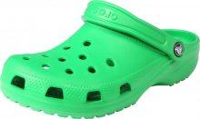 Crocs Pantofle \'Classic M\' svítivě zelená