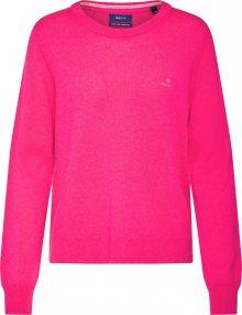 GANT Svetr \'SUPERFINE\' pink