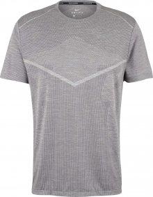 NIKE Funkční tričko \'M NK Techknit CL\' šedá