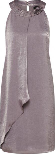 S.Oliver BLACK LABEL Koktejlové šaty šeříková