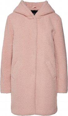SISTERS POINT Přechodný kabát růžová