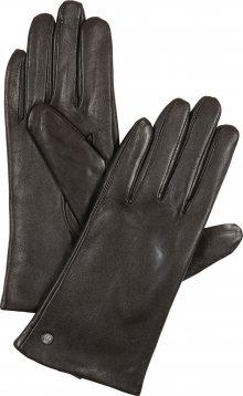 ROECKL Prstové rukavice hnědá