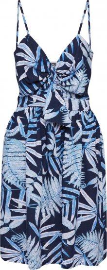 ONLY Letní šaty \'onlAMALIA\' modrá