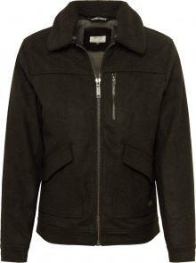BLEND Přechodná bunda \'Outerwear Ambitious\' černá