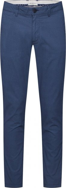 SELECTED HOMME Kalhoty \'SLHSLIM-JOSHUA\' tmavě modrá