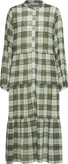 minimum Košilové šaty \'Mikuna\' zelená