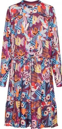 Custommade Košilové šaty \'Filula\' mix barev
