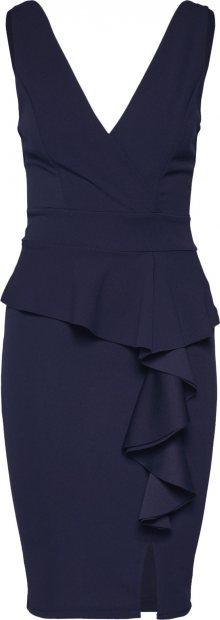 WAL G. Koktejlové šaty \'WG 8217\' námořnická modř