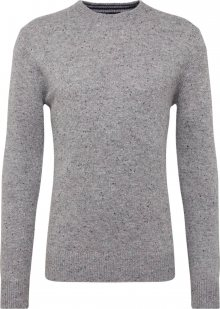 SCOTCH & SODA Svetr \'Classic wool-blend\' šedá