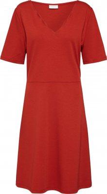 VILA Letní šaty \'RYLIE\' červená