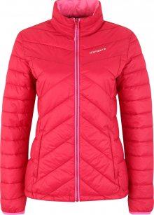 ICEPEAK Outdoorová bunda \'ICEPEAK LISBET\' burgundská červeň