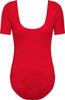 Fashion Union Tričko \'ZESTY\' červená