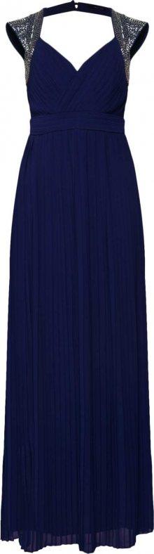 TFNC Společenské šaty \'VERLINDA MAXI\' námořnická modř