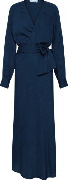 EDITED Koktejlové šaty \'Alencia\' modrá