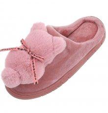 Dámské domácí pantofle