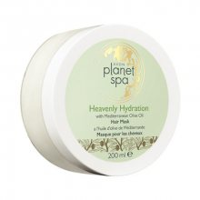 Avon Hydratační maska na vlasy s olivovým olejem Planet Spa (Heavenly Hydration with Mediterranean Olive Oil Hair Mask) 200 ml