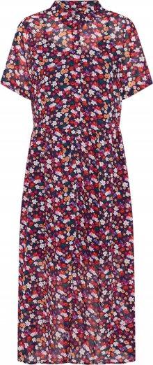 ICHI Košilové šaty \'IXGRACE DR2\' mix barev