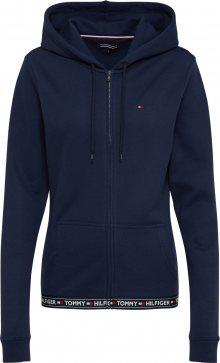 Tommy Hilfiger Underwear Mikina s kapucí \'HOODY HWK\' námořnická modř