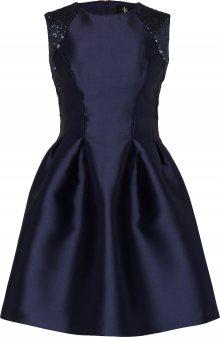 Four Flavor Koktejlové šaty \'Moa\' tmavě modrá
