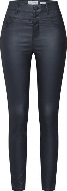NEW LOOK Kalhoty \'AW18 COATED HIGHWAIST SKINNY\' černá
