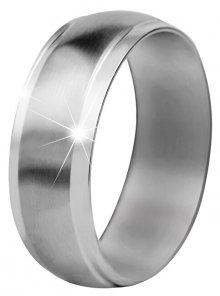 Troli Ocelový snubní prsten 52 mm