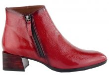 Hispanitas Dámské kotníkové boty Nadia HI99114 Scarlett 38