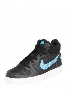 Nike Sportswear Tenisky \'COURT BOROUGH MID EP (GS)\' černá