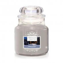 Yankee Candle Vonná svíčka Classic malý Candlelit Cabin 104 g