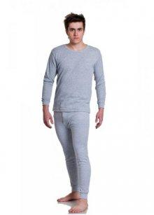 Gucio 338 plus Spodní kalhoty 3XL grafitová (tmavě šedá)