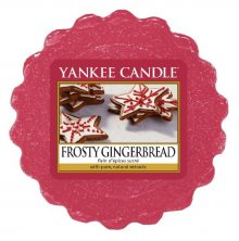 Yankee Candle vonný vosk do aroma lampy Frosty Gingerbread