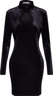 GLAMOROUS Šaty \'HP0894\' černá