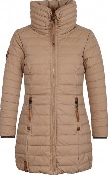 Naketano Zimní kabát písková