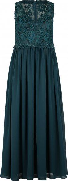 My Mascara Curves Společenské šaty \'LACE\' zelená