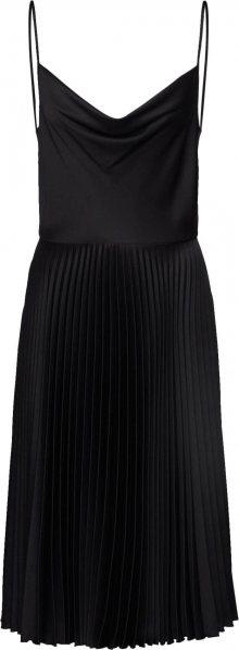 Closet London Koktejlové šaty černá