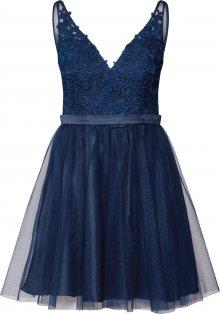 Laona Koktejlové šaty noční modrá