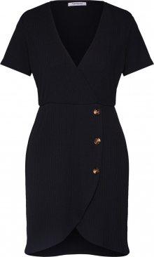 GLAMOROUS Šaty \'LADIES DRESS\' černá