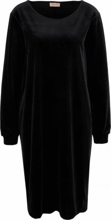 TRIANGLE Šaty černá